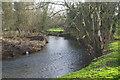 SP0957 : River Arrow, Alcester by Stephen McKay