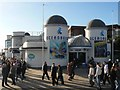 SZ0890 : Bournemouth: Oceanarium by Chris Downer