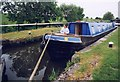 SP9215 : Marsworth lock 37 by Jo Turner