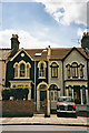 Examples of the type of houses in Garratt Lane.  Some of my ancestors lived here at one time.