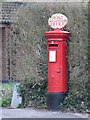 SZ1095 : Throop: postbox № BH8 273, Broadway Lane by Chris Downer