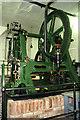 ST3332 : Steam pumping engine Westonzoyland by Chris Allen