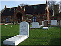 TQ2588 : Pebbles on a grave by ceridwen
