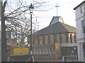 TQ2470 : St Mark's Church, Wimbledon by Stephen Craven
