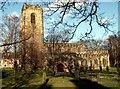 SE3109 : All Saints Church Darton by John Fielding