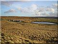 SE0109 : Brun Clough Reservoir by John Illingworth