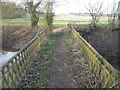 SO7388 : 'The Severn Way' footbridge over the Mor Brook by Row17