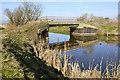 TL2291 : Bradford or Froghall Bridge, near Farcet by Julian Dowse