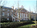 SU6500 : Front of St Mary's Workhouse by Basher Eyre
