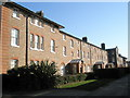 SU6500 : Rear of old workhouse by Basher Eyre