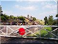 SE0338 : Oakworth Station by Raymond Knapman