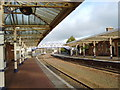 NX9776 : Dumfries Station by Darrin Antrobus