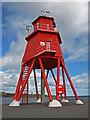 NZ3668 : The Groyne Lighthouse, South Shields : Week 9