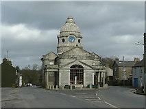 N8701 : Dunlavin Courthouse by Jonathan Billinger