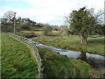 N9108 : Small river at Longstone by Jonathan Billinger