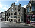 SE1422 : The Albert Hall refurbished, Huddersfield Road, Brighouse by Humphrey Bolton