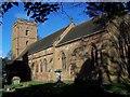 SP1584 : St. Giles, Sheldon by Geoff Pick