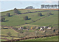 ST7470 : 2008 : View from Nimlet Hill near Tadwick by Maurice Pullin
