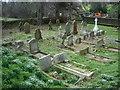 SE2744 : St Peter's Church, Arthington, Graveyard by Alexander P Kapp