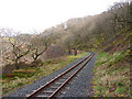 SN7277 : Rhiwfron Station, Vale of Rheidol Railway by John Lucas