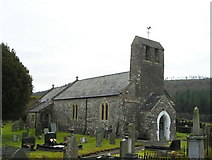 SN5345 : Pencarreg Church by Marion Phillips