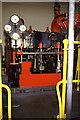 SP0483 : Steam engine, Birmingham University by Chris Allen