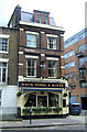 TQ2979 : White Horse and Bower, Horseferry Road, Westminster, London SW1 by Kevin Gordon