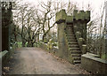 SD7215 : Turton Tower Railway Bridge by Raymond Knapman