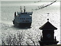 NS1968 : Ferry approaching Wemyss Bay by Thomas Nugent