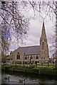 TQ3296 : Trinity Church, Church Street, Enfield by Christine Matthews