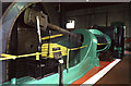SJ5190 : Steam winding engine, Sutton Manor Colliery by Chris Allen