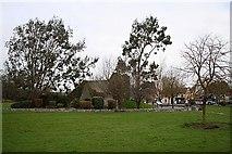 N3618 : Village green by kevin higgins