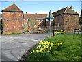 SP7802 : Bledlow Homes by Nigel Cox