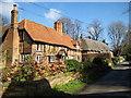 SP8104 : Monks Risborough: Burton Lane (1) by Nigel Cox