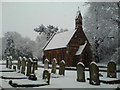 TQ4768 : St Mary Cray cemetery by Lindsey Coates
