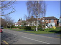TL4747 : Royston Road, Whittlesford by Keith Edkins