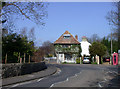 TL4748 : The Guildhall, Whittlesford by Keith Edkins