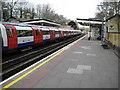 TQ2693 : Totteridge & Whetstone Underground station by Nigel Cox