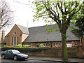TQ3974 : Church of the Good Shepherd, Handen Road, Lee by Stephen Craven
