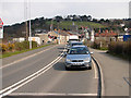 SN5980 : Llanbadarn level crossing by John Lucas