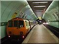 NS5866 : Cowcaddens subway station by Thomas Nugent