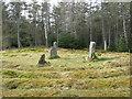 NN9255 : Clachan an Diridh by Russel Wills