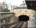 TQ7556 : Wheeler Street railway tunnel by Stephen Craven