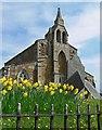 SK7616 : St James Church in Burton Lazars : Week 16
