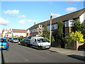 SU6605 : Houses in Dysart Avenue by Basher Eyre