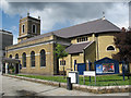 TQ2574 : Parish church of All Saints, Wandsworth by Stephen Craven