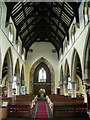 SD7341 : St Paul's Church, Low Moor, Clitheroe, Interior : Week 18