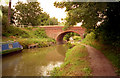 SU1561 : Pewsey Bridge 114, Kennet and Avon Canal by Dr Neil Clifton