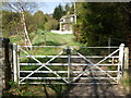 NO4197 : Access to Cutaway Cottage by Stanley Howe