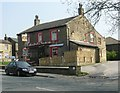 SE1526 : Halfway House - Huddersfield Road, Wyke by Betty Longbottom